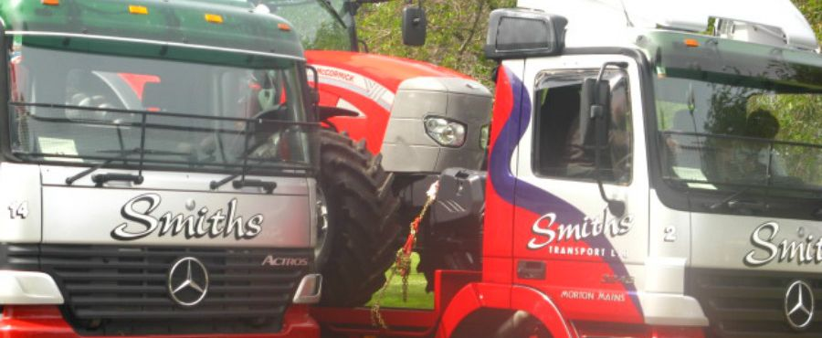 Smiths Transport for efficient reliable cost effective Rural Transport Services